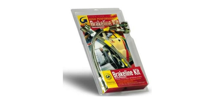 KIT 4 FLEXIBLES AVIA AUDI S3 QUATTRO 96-00