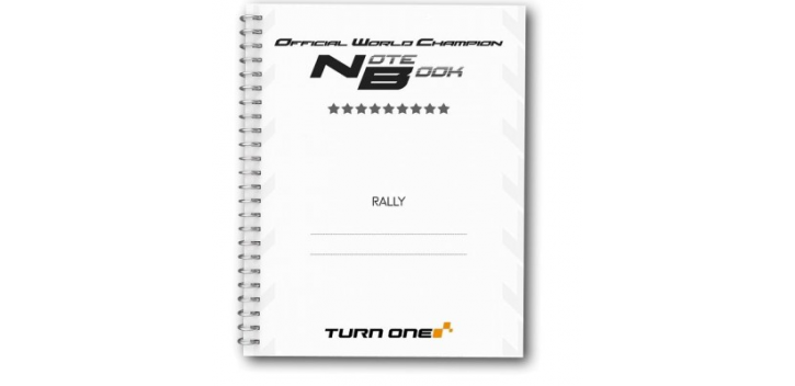 CAHIER DE NOTES TURN ONE