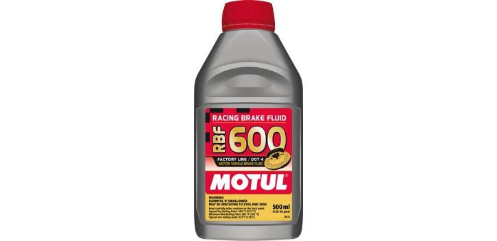Liquide de frein MOTUL RBF 600