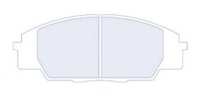 PLAQUETTES FREIN CL BRAKES HONDA CIVIC TYPE R/S2000