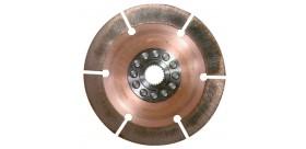 DISQUE D'EMBRAYAGE AP RACING CP8600/A043 6 PATINS DIAMETRE 184 MM