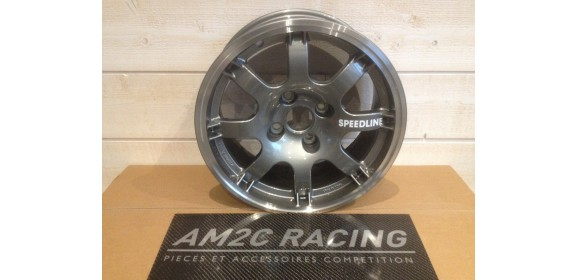 Jante SPEEDLINE PTS anthracite 205/309 groupe A
