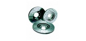Disques de frein REDSPEC Rainurés percés pour SUBARU IMPREZA GT 217/WRX 218/225 294x24 mm avant