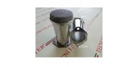 Cornets à visser pour carburateur WEBER DCOE 40 ou DCOE 45 LONGUEUR 120 MM LA PAIRE