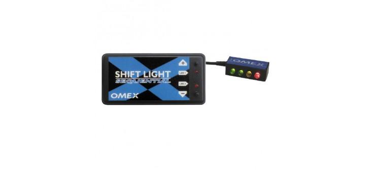 SHIFT LIGHT OMEX Sequential 1 bobine