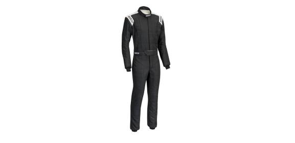 COMBINAISON FIA SPARCO R-506 CONQUEST noir / blanc