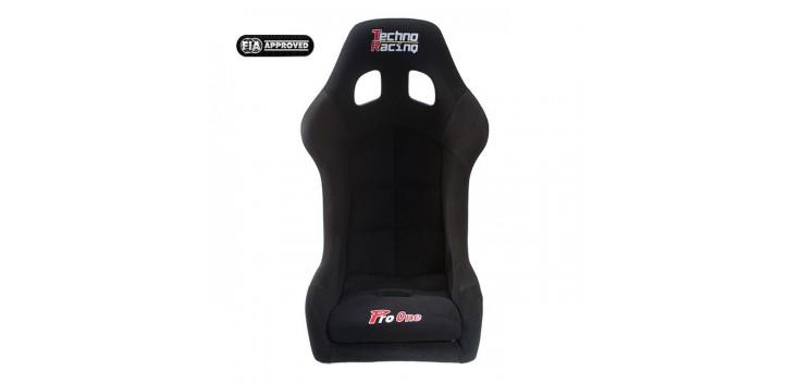 Baquet FIA TechnoRacing Pro One 2019