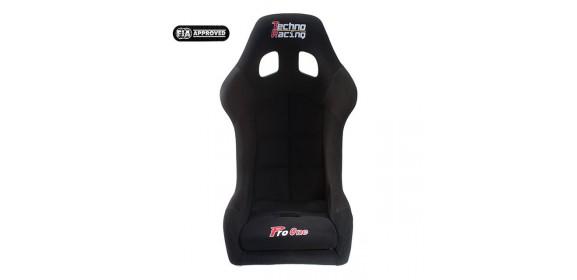 Baquet FIA TechnoRacing Pro One