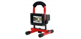 PROJECTEUR REDSPEC LED 10 W RECHARGEABLE
