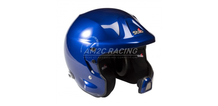 CASQUE STILO WRC DES RALLY COMPOSITE SA 2015 RACING BLUE