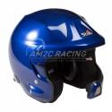 CASQUE STILO WRC DES RALLY COMPOSITE SA 2015 bleu métal