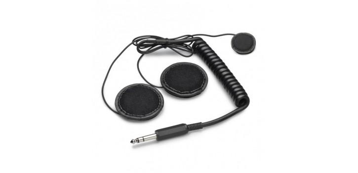 Kit Micro+écouteurs pour radio Sparco IS-110 pour casque intégral