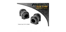 SILENT BLOCS POWERFLEX BLACK SERIES POUR CITROEN SAXO/PEUGEOT 106 SAUF RALLYE/S16 BARRE ANTI ROULIS 20 MM INTERNE