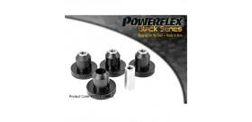 Silent blocs POWERFLEX Black Series pour CITROEN Ax et PEUGEOT 106 Essieu arrière M10