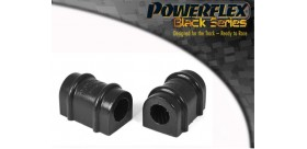 SILENT BLOCS POWERFLEX BLACK SERIES POUR CITROEN SAXO/PEUGEOT 106 SAUF RALLYE/S16 BARRE ANTI ROULIS 19 MM INTERNE