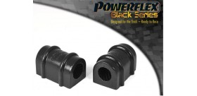 SILENT BLOCS POWERFLEX BLACK SERIES POUR CITROEN SAXO/PEUGEOT 106 SAUF RALLYE/S16 BARRE ANTI ROULIS 21 MM INTERNE