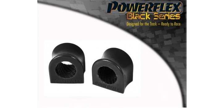 SILENT BLOCS POWERFLEX BLACK SERIES POUR CITROEN SAXO VTS/PEUGEOT 106 RALLYE/S16 BARRE ANTI ROULIS 19 MM EXTERNE