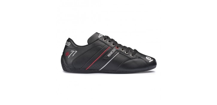 Chaussures SPARCO Time 77 en cuir pour homme