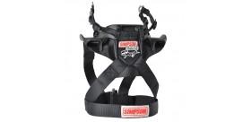 SIMPSON Hybrid Sport pour femme avec attaches type clip HANS®