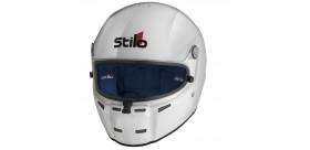 Casque FIA Intégral STILO ST5F Composite, SNELL SA 2015/FIA 8858-2015 BLANC