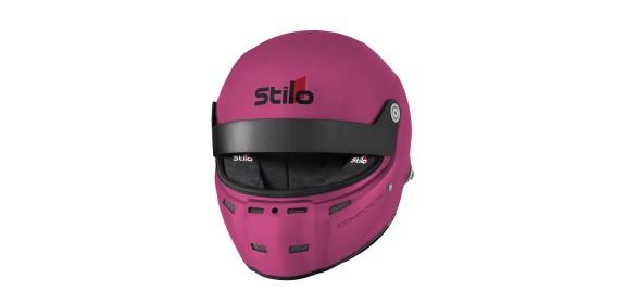 Casque FIA Intégral STILO ST5R Composite, SNELL SA 2015/FIA 8858-2015 ROSE