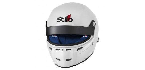 Casque FIA Intégral STILO ST5R Composite, SNELL SA 2015/FIA 8858-2015 BLANC