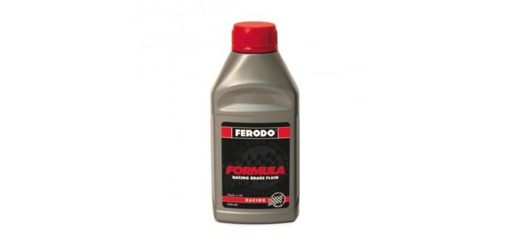 Liquide de freins FERODO Formula DOT 4 non miscible
