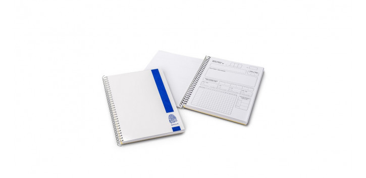 CAHIER DE NOTES SPARCO