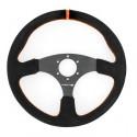 Volant ORECA Racing peau retournée