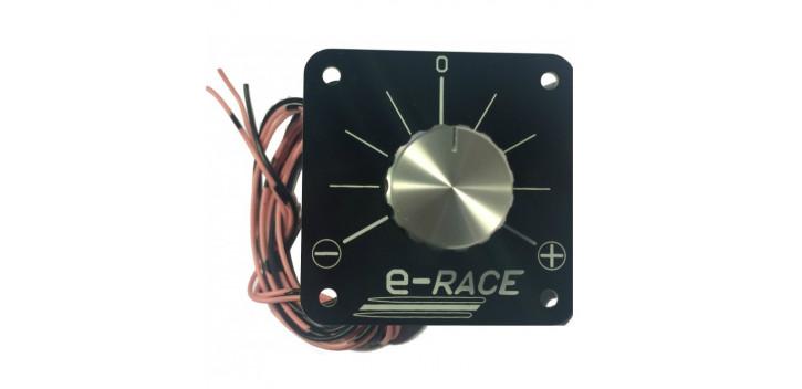 Rotacteur de stratégie de départ E-RACE pour calculateur Black