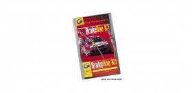 KIT 2 FLEXIBLES AVIA  ARRIERE RENAULT CLIO 2 RS