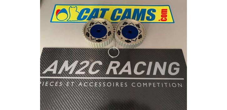 POULIES REGLABLES CAT CAMS PEUGEOT 106 S16/206 1,6 16V/CITROEN SAXO 16V/C2 VTS 16V