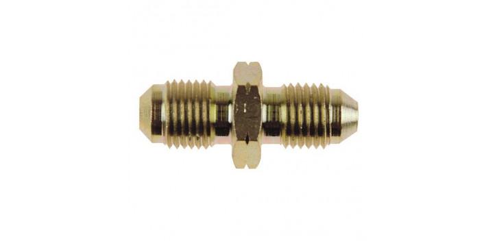 Adaptateur 305 GOODRIDGE mâle/mâle - convexe JIC / convexe métrique 7/16UNF /10x100