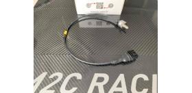 Capteur de pression d'huile /d'essence pour calculateur E-RACE Black