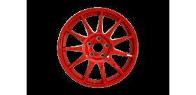 JANTE SPEEDLINE TURINI TYPE 2120 RENAULT CLIO IV RS ROUGE 18 pouces