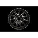 JANTE SPEEDLINE TURINI TYPE 2120 RENAULT CLIO IV RS NOIR 18 pouces