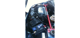 B-A-R SPARCO RENAULT CLIO 1 1,816V/2,0 WILLIAMS Réglable