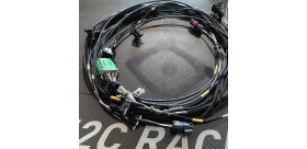 FAISCEAU FINI POUR CALCULATEUR E-RACE BLACK RENAULT CLIO 2 RS/CLIO 3 RS