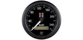 Compteur de vitesse STACK Ø 88mm 260km/h