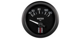 Manomètre STACK électrique température eau 40-120°C