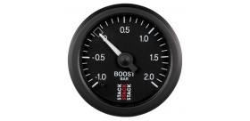Manomètre STACK mécanique pression turbo -1.0 à +2.0 bars