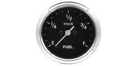 Manomètre STACK analogique pro classique jauge à carburant