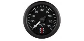 Manomètre STACK analogique pro température eau 40-120°C