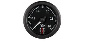 Manomètre STACK analogique pro pression essence 0-1 bar