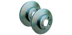Disques AVANT groupe N RENAULT CLIO 3 RS/MEGANE 2RS
