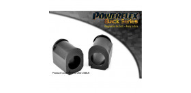 SILENT BLOCS POWERFLEX BLACK SERIES POUR RENAULT CLIO 2 RS BARRE ANTI ROULIS AV INTERNE 25 MM
