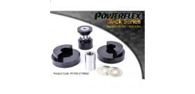 SILENT BLOCS POWERFLEX BLACK SERIES POUR RENAULT CLIO 2 RS PH 2/PH 3 SUPPORT MOTEUR ANTICOUPLE