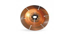 """DISQUE EMBRAYAGE AP RACING CP2012 CIRCULAIRE FRITTE DIAM 184 MM 1""""x24"""