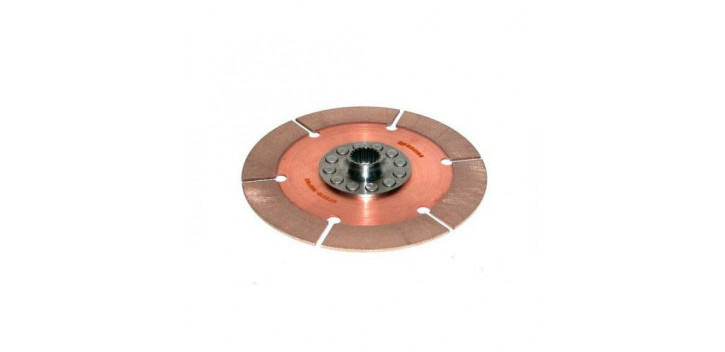 """DISQUE EMBRAYAGE AP RACING CP8600 CIRCULAIRE FRITTE DIAM 184 MM 1""""x23"""