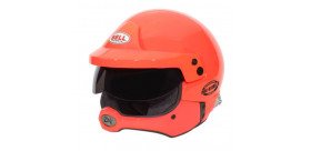 CASQUE FIA JET BELL MAG-10 RALLY PRO 8859-2015/SA2020 OFFSHORE avec clips Hans